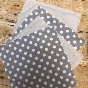 Accessories - Gray Gender Neutral Cloth Diaper